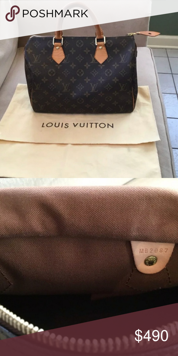 70e60919f46f2 Louis Vuitton Speedy 30    100% Authentic      Mint Condition       CONTACT  ME FOR MORE INFO 2398781855   Louis Vuitton Bags Totes