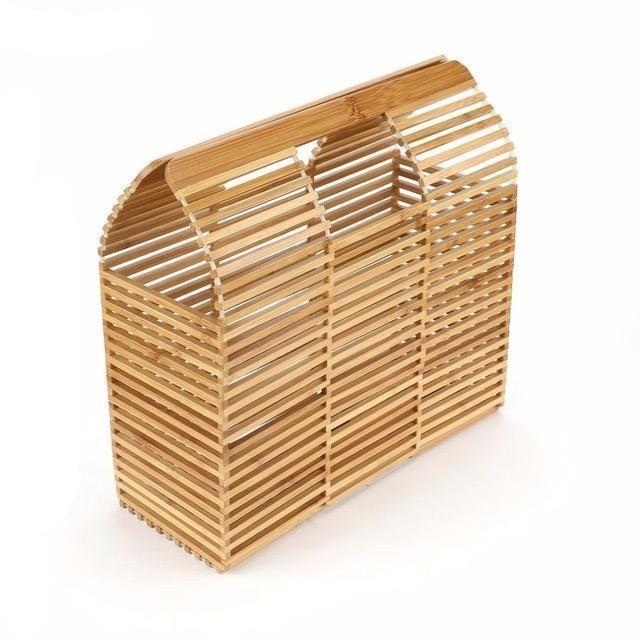 Original Beach Basket – Bamboo