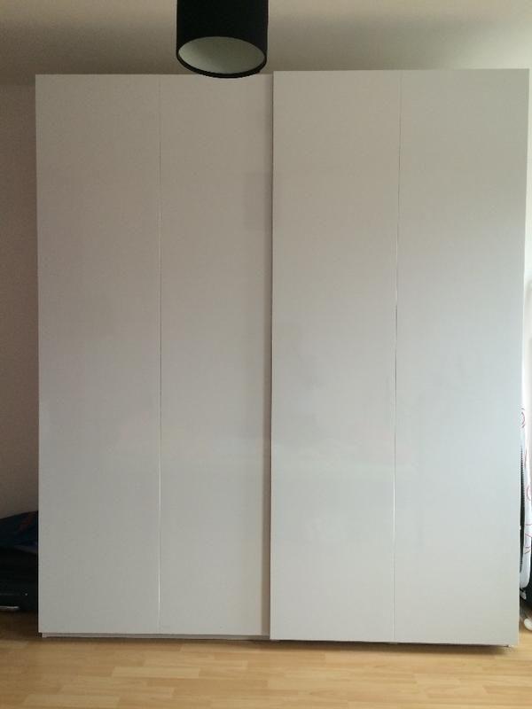 tolle pax kleiderschrank 3m deutsche deko pinterest. Black Bedroom Furniture Sets. Home Design Ideas