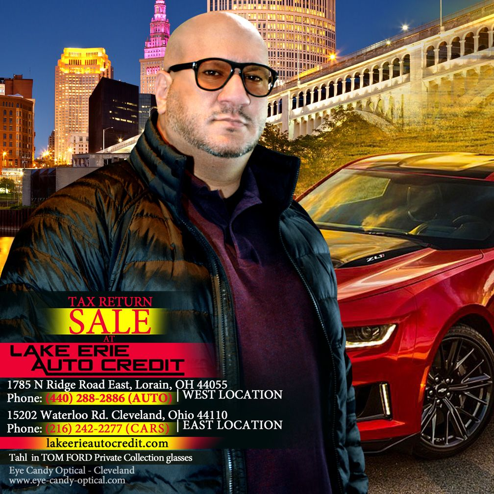 Lake Erie Auto Credit >> Tahl From Lake Erie Auto Credit In His New Tom Ford Private