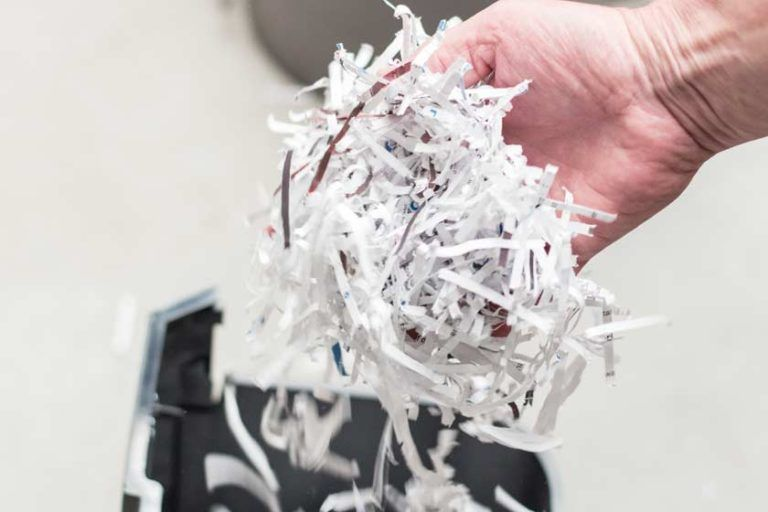 Best Office Paper Shredder For Small Business Deskside Shredders Paper Shredder Shredder Paper