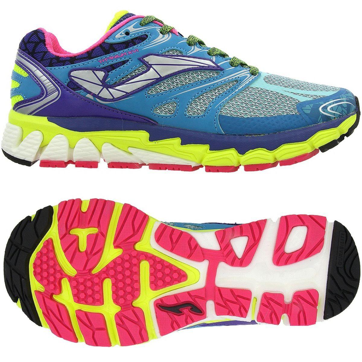 Buty Biegowe Joma R Titanium Lady W R Titals 705 Wielokolorowe Running Shoes Running Joma