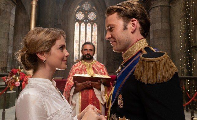 Το Christmas Prince: The Royal Wedding του Netflix είναι πρακτικά η ζωή της Meghan Markle ...