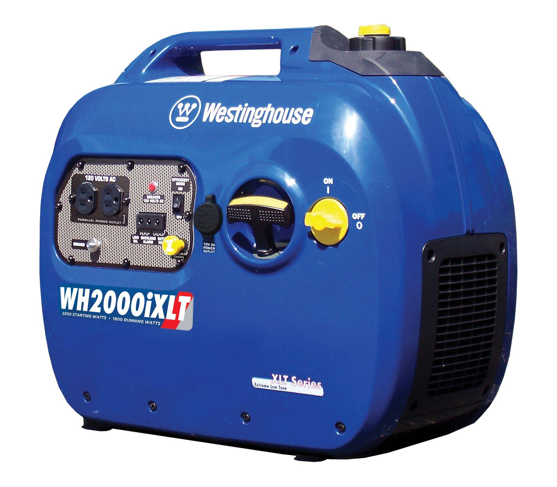 Westinghouse WH2000iXLT Inverter Generator