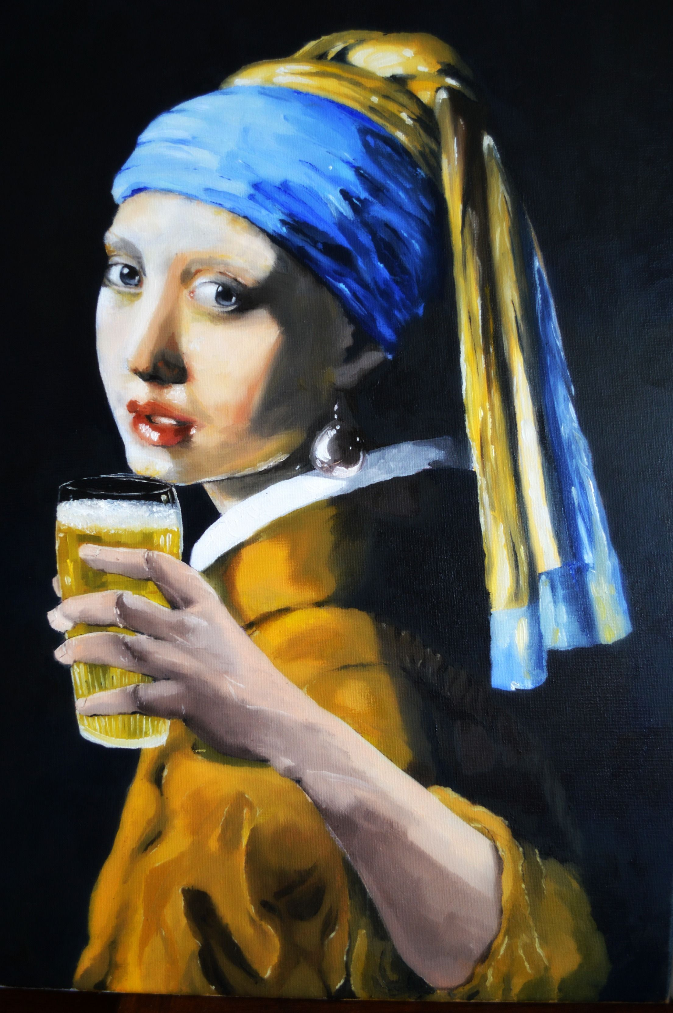 """Girl With a Pearl Earring 