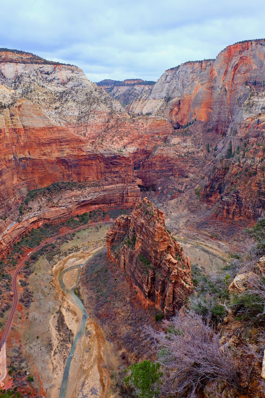 angels landing zion national park ut 3264x4896 nature