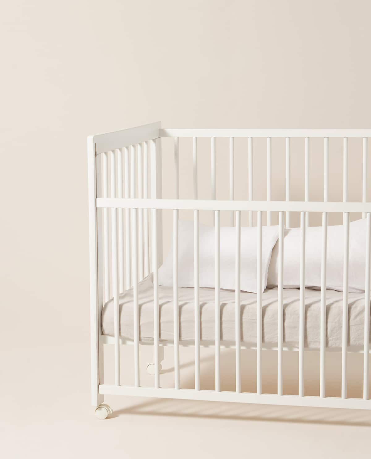 White Kids Wooden Cot Zara Home Zara Home Collection Sailor
