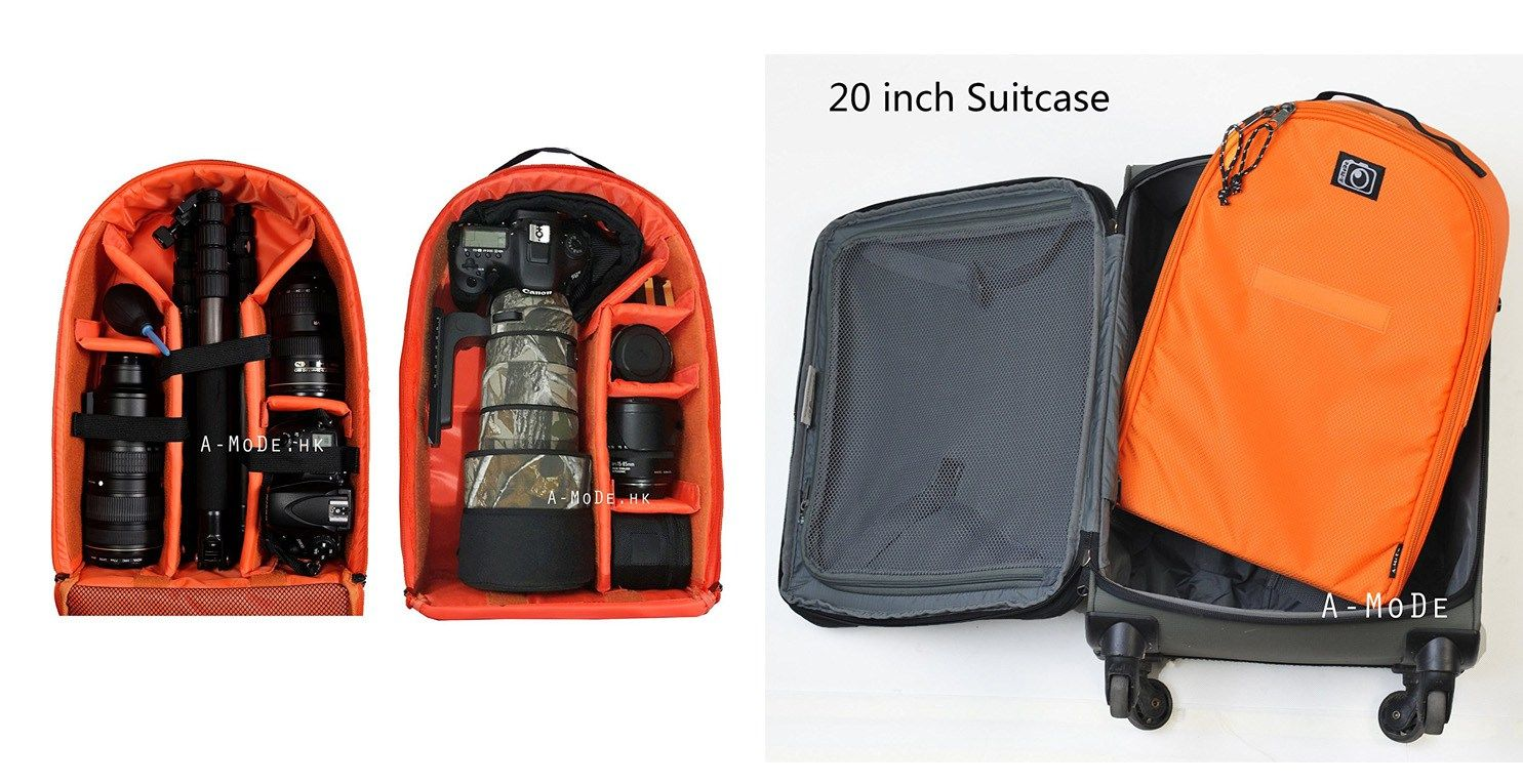9695193b7e20 camera bag insert for rolling luggage, camera bag insert for ...