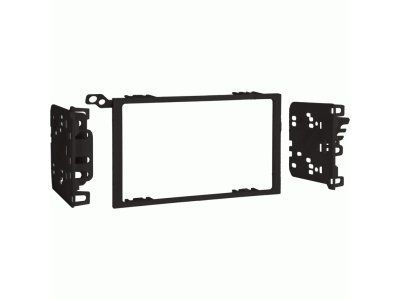 Metra Double DIN Installation Multi-Kit for Select 90-up