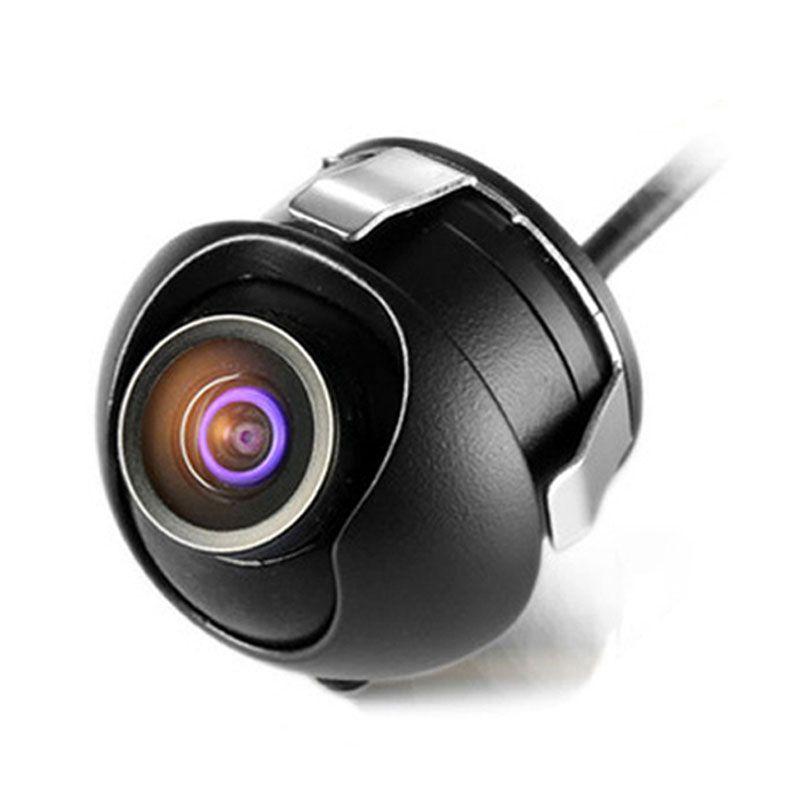 공장 추진 CCD HD 밤 비전 360 학위 자동차 후면보기 카메라 전면 카메라 전면 사이드 반전 백업 카메라