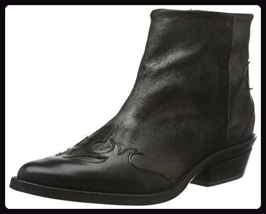 Django Kurzschaft Damen Stiefel Bronx mehrfarbigblackold 8Pnkw0O