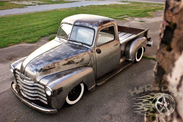 Patina Street Rod Bare Metal Slammed Hot Rat Street Rod Patina Shop Truck Air Bagged Rat Rods Truck Rat Rod Shop Truck