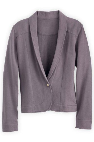 50% Off was $99.90, now is $49.99! Ethos Paris Organic Cropped Knit Fair Trade Jacket