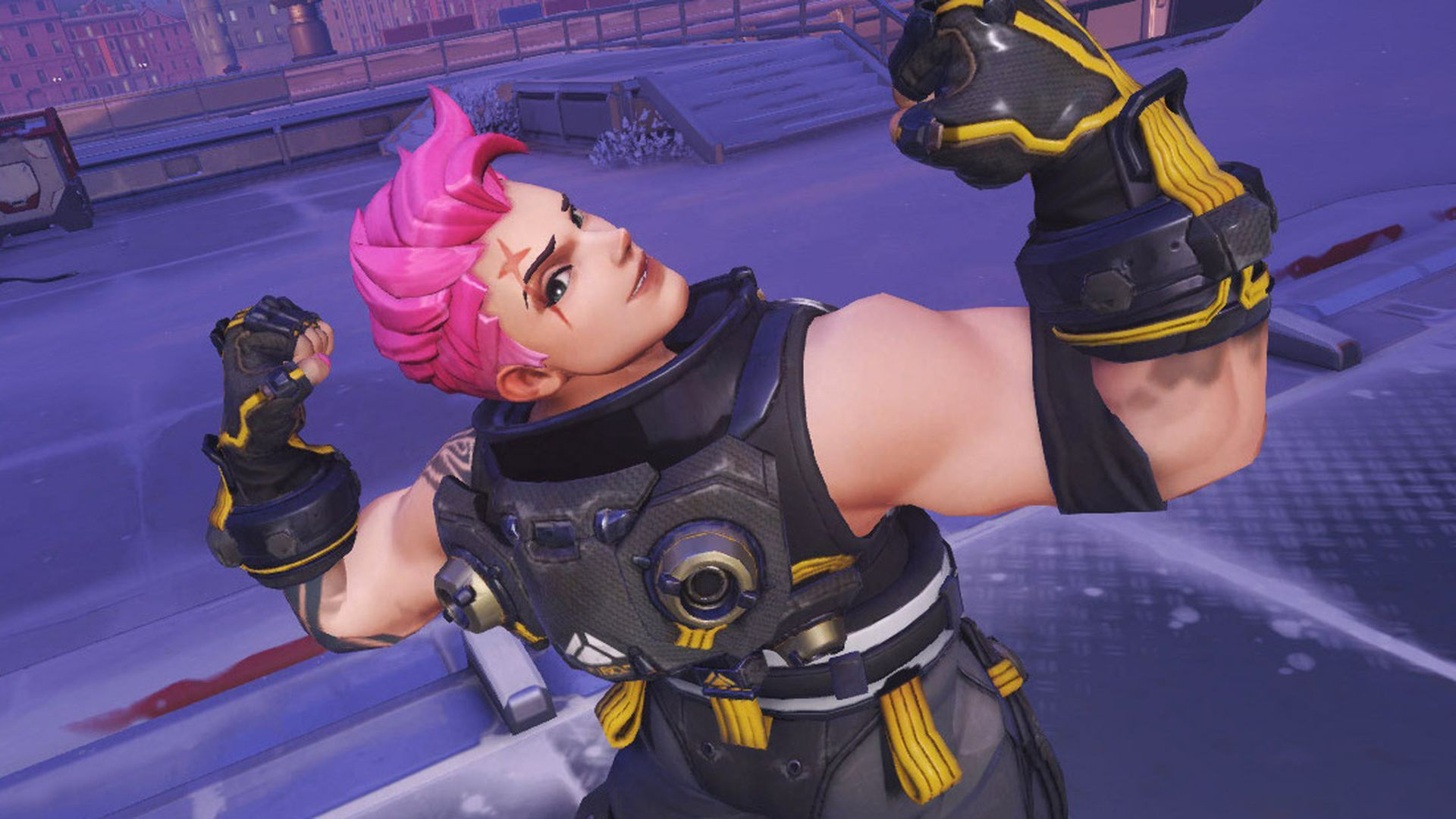 Get ready for a decent Zarya skin | Videogame News in 2018 ...