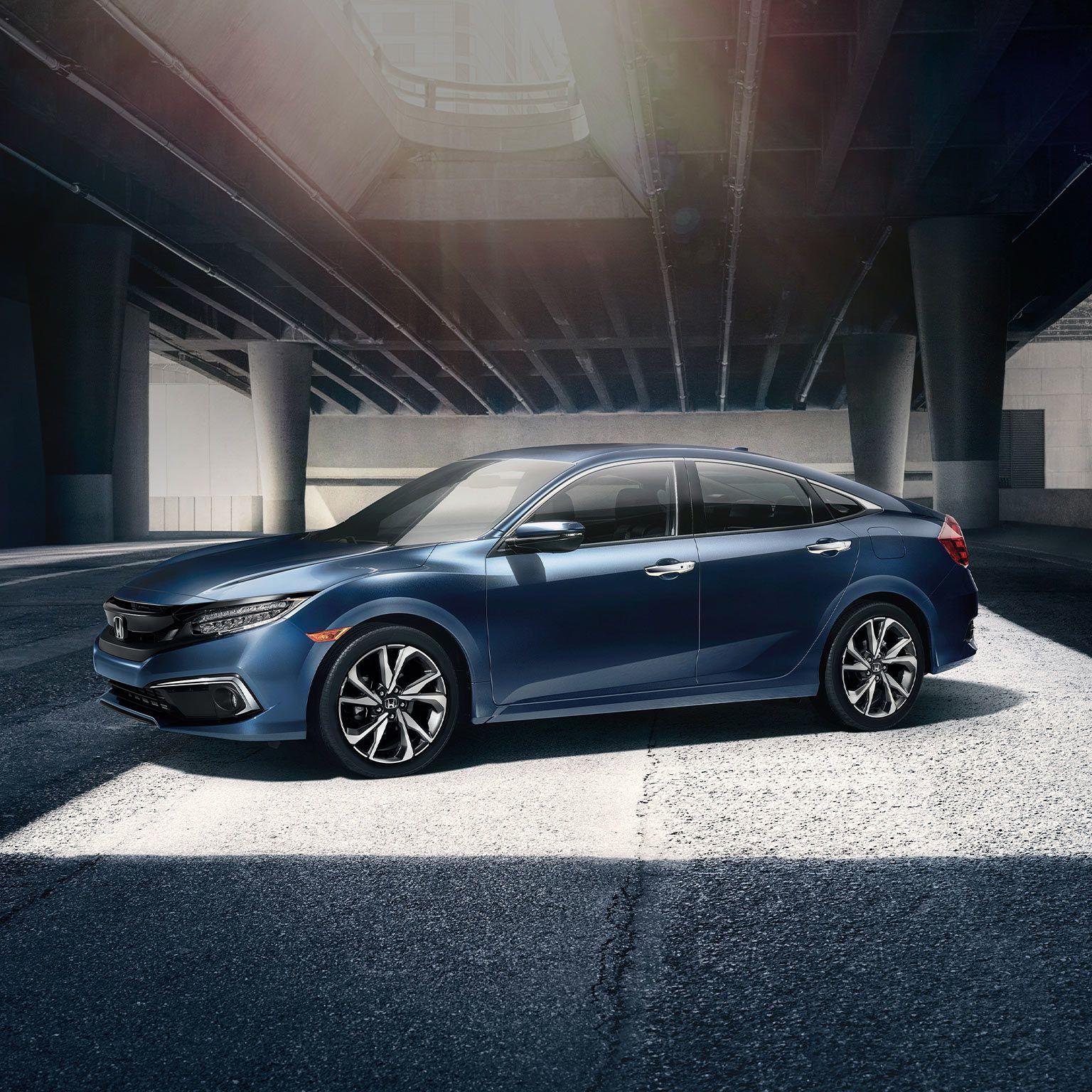 2020 Civic Sedan Restyled Sporty Design Honda Honda Civic Civic Sedan Honda