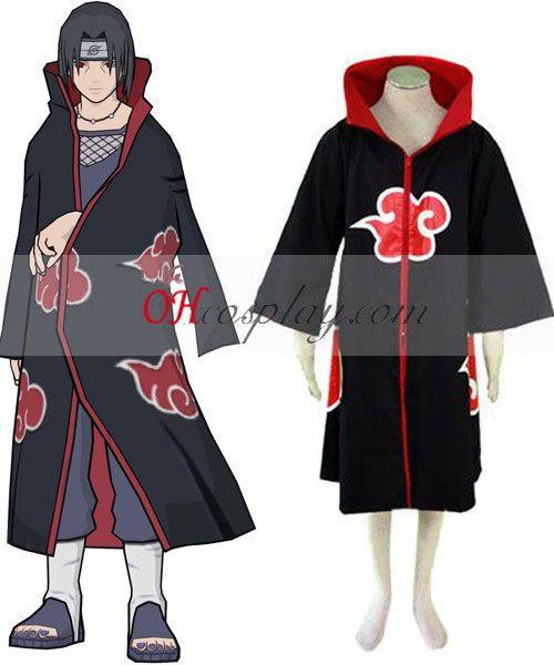 Akatsuki Coat : akatsuki, Naruto, Akatsuki, Cosplay, Costume, Roupas,, Fantasias,