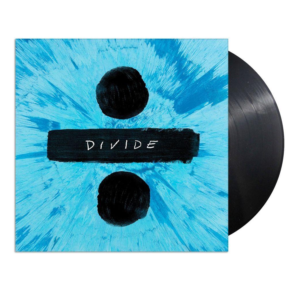Ed Sheeran Divide Vinyl 2xlp Black 180 Gram 45rpm Sealed New