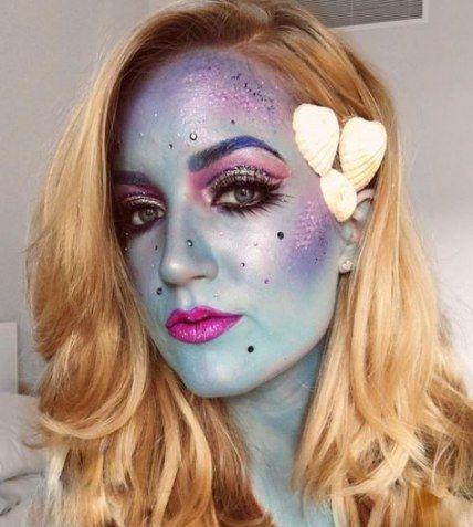 new makeup ideas creative life ideas makeup  mermaid