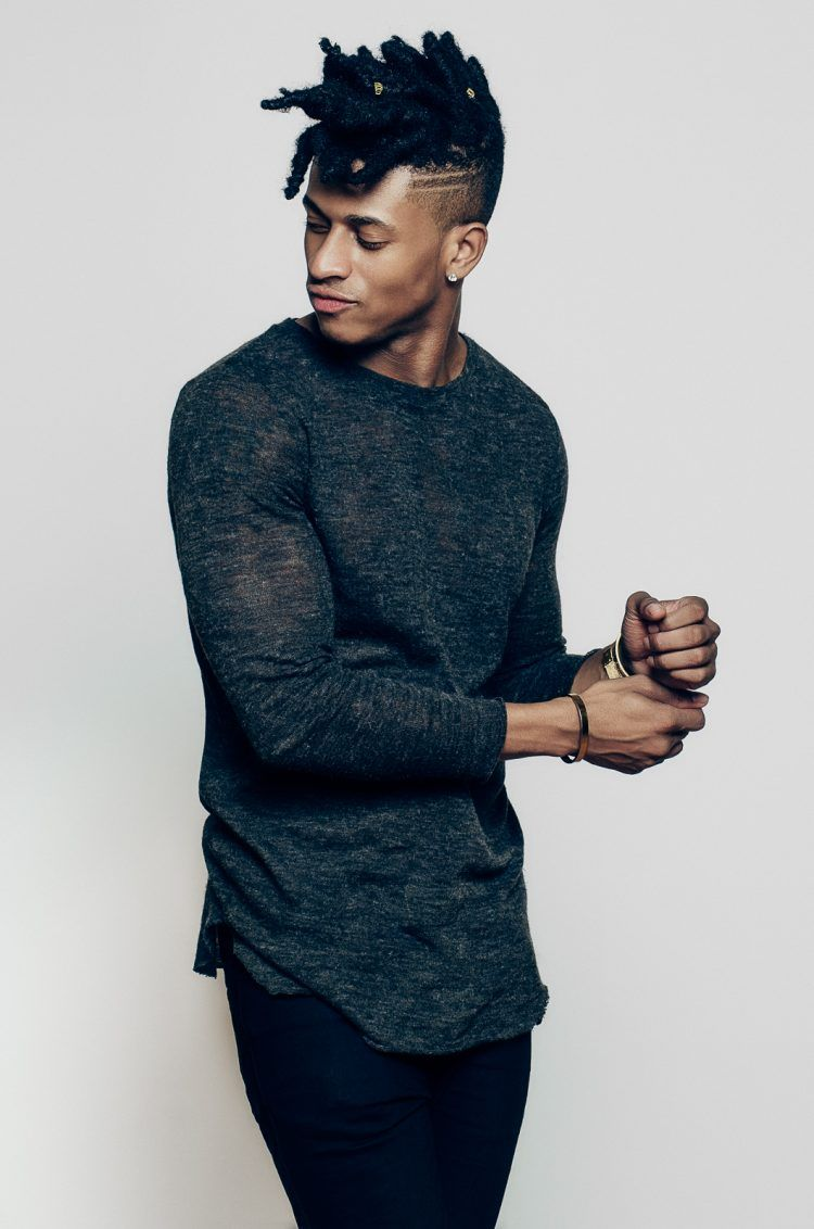 Coiffure afro homme \u2013 zoom sur les coupes tendance pour afficher un look  branché
