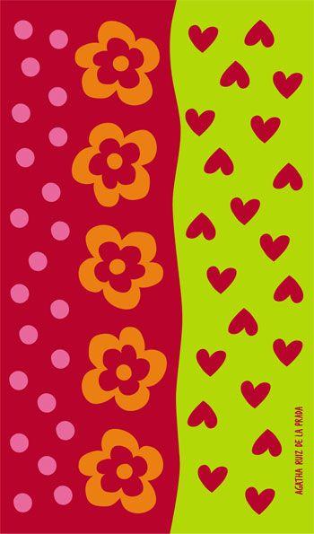 Resultado De Imagen Para Wallpaper Agatha Ruiz De La Prada Disenos De Unas Ilustraciones Prada