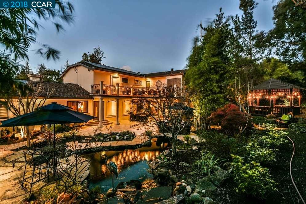 East Bay Stunning Custom Estate