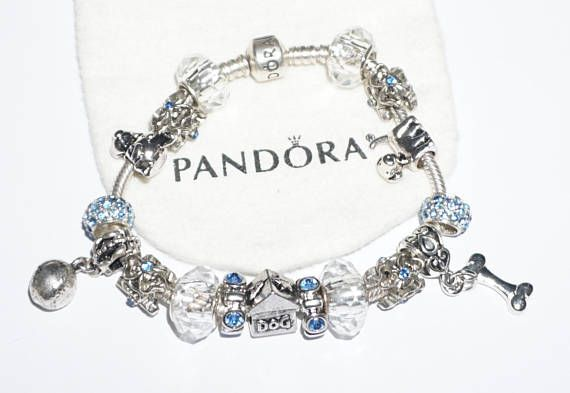 Its a Dogs Day Authentic Jared Pandora Bracelet Authentic