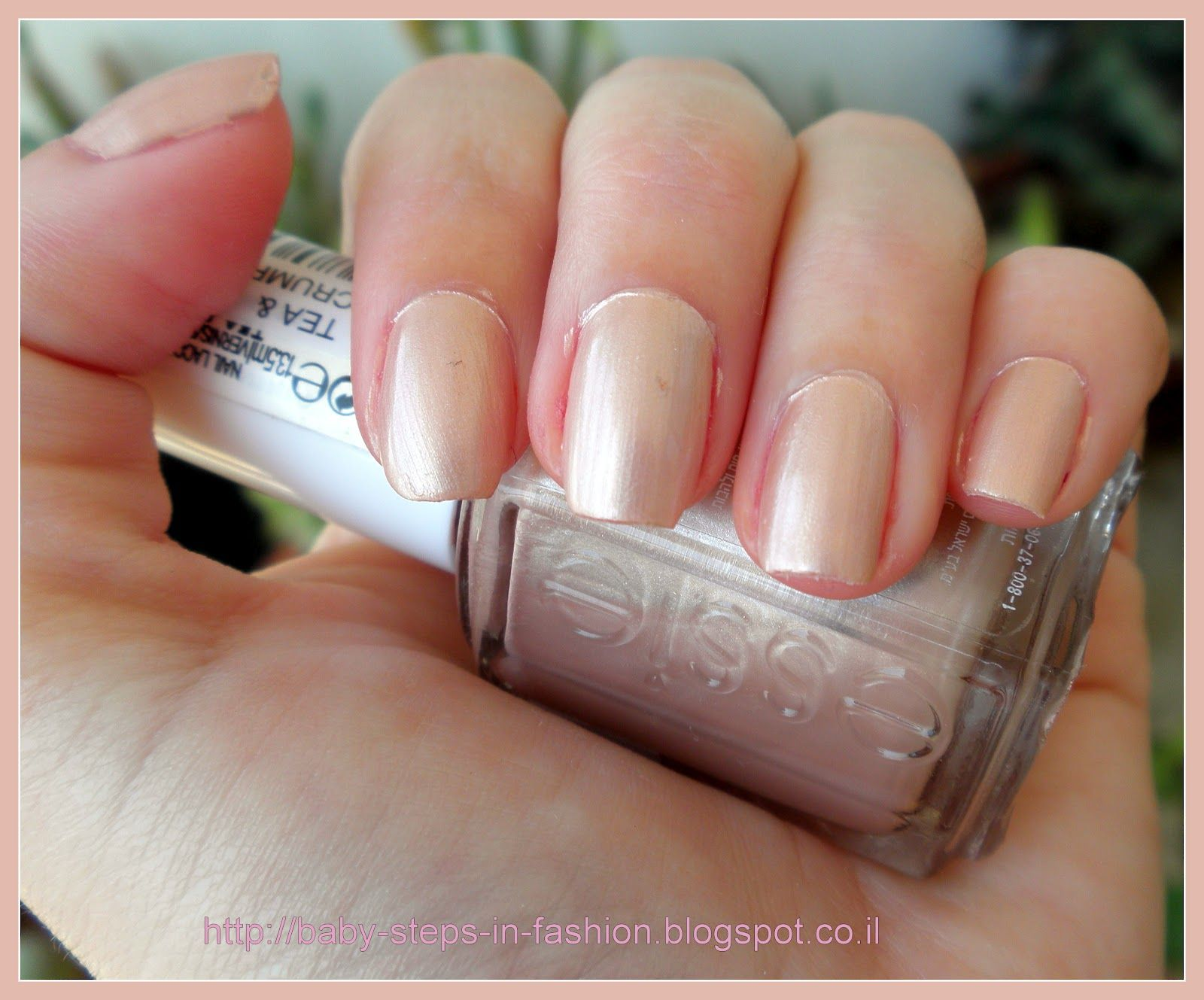 Essie - Tea & Crumpets ~ Baby Steps in Fashion | My Nail Varnish ...