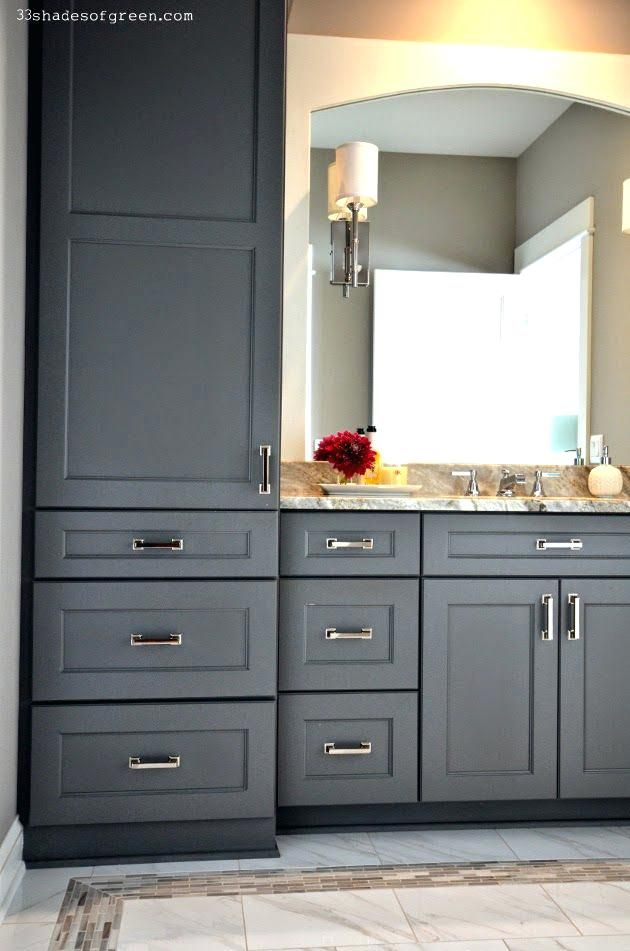 Kendall Charcoal Bathroom Best Ideas About Bathroom
