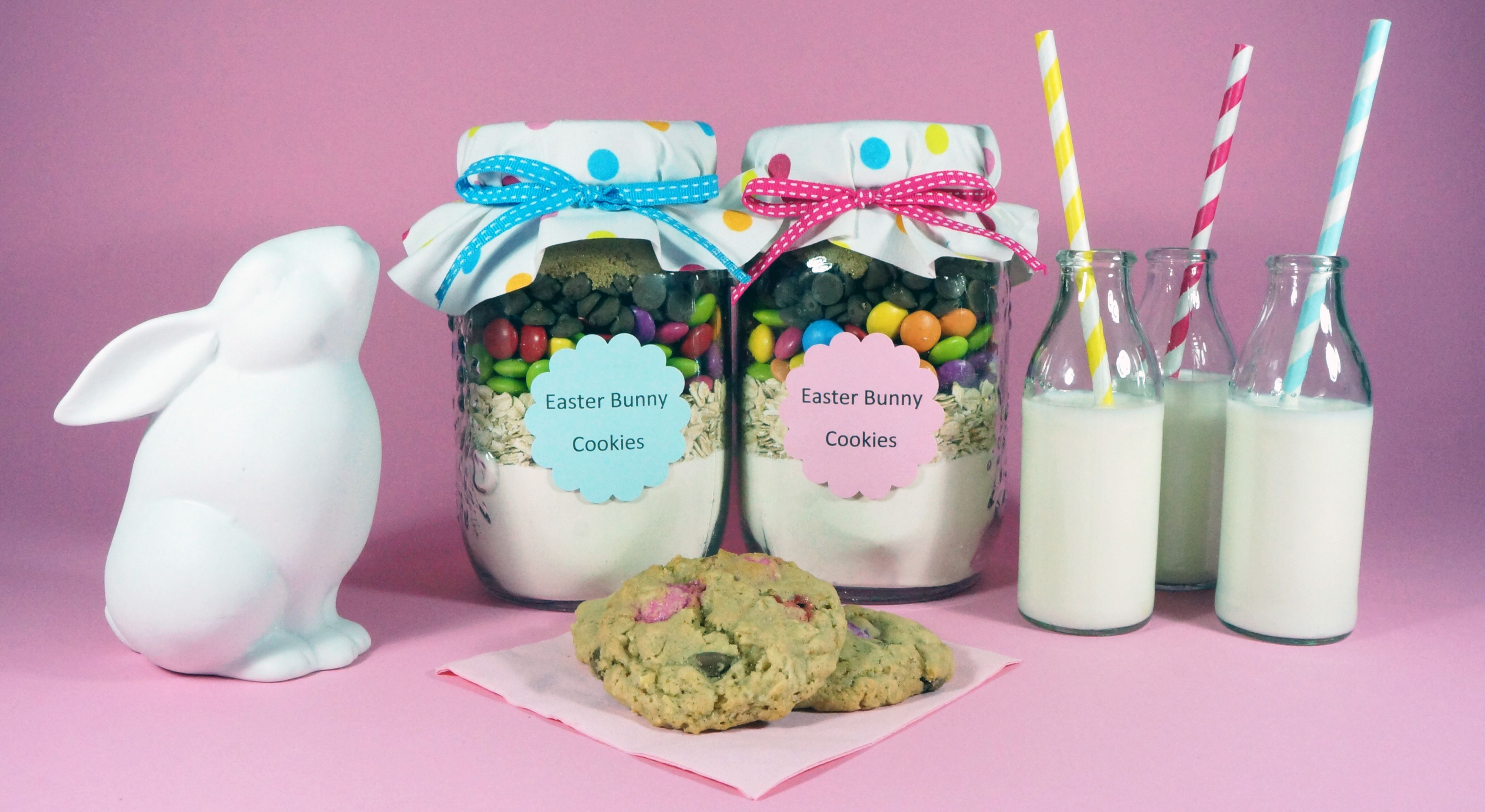 Cake myers easter cookie mix jars gifts in a jar pinterest jar cake myers easter cookie mix jars negle Images