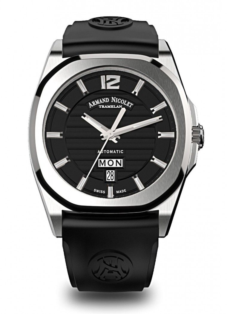 Часы Armand Nicolet D650AAA-GR-PI4650NA Часы Casio GA-120TR-7A