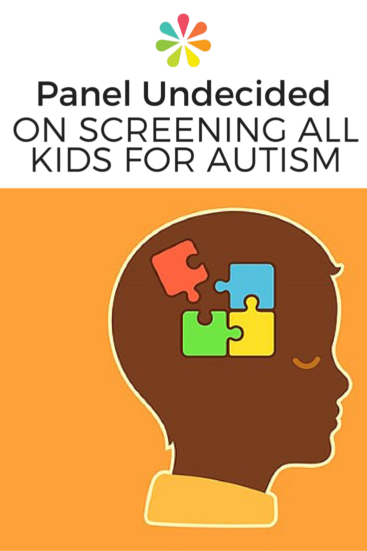 There's just not enough good data to determine whether there's value in routinely screening all young children for autism, an influential panel of U.S. health experts said Tuesday. #autism #everydayhealth | everydayhealth.com