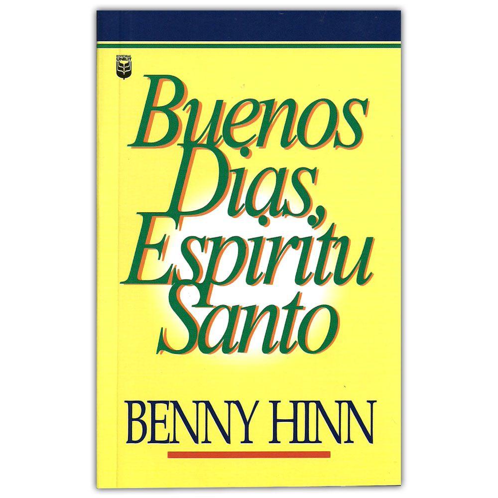 el libro buenos dias espiritu santo benny hinn gratis