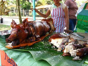 Cuban Christmas Tradition.A Traditional Cuban Christmas Celebration Involves A