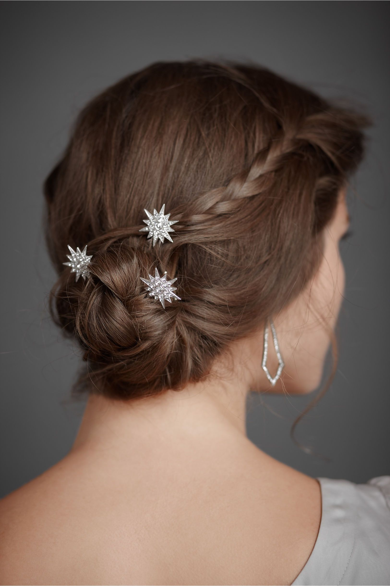 Compass Rose Hairpins at BHLDN