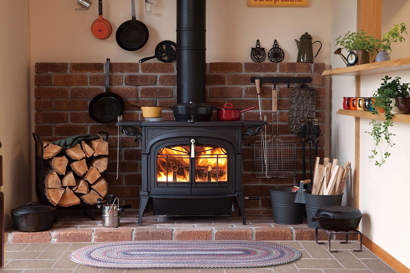 Defiant FlexBurn Wood Burning Stove. vermont Casting ...