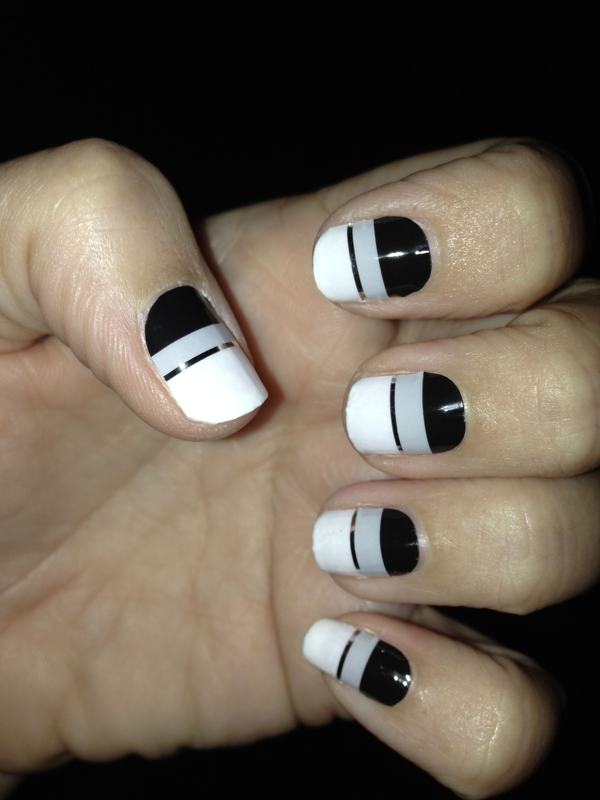 Jamberry Nail Shields are the newest way to accessorize your fingers ...