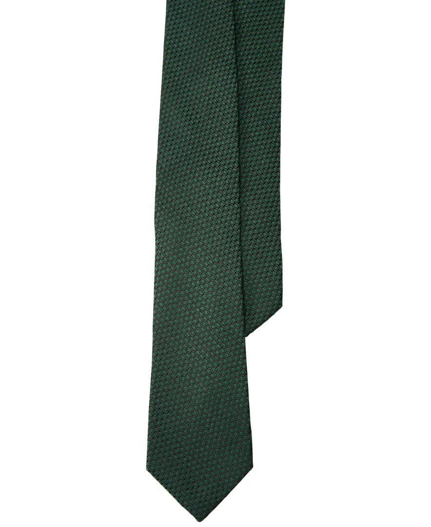 Lauren Ralph Lauren Men's Textured Tie