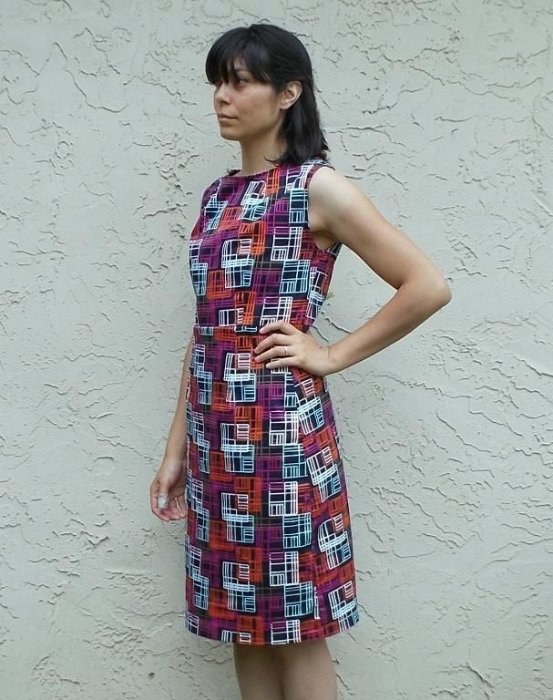 9) Name: \'Sewing : Pam dress free pattern | Cheapskate stitches ...