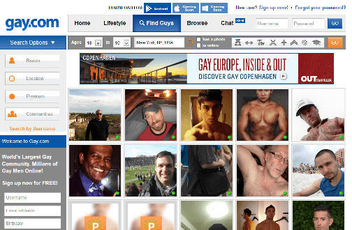 Best gay dating websites uk