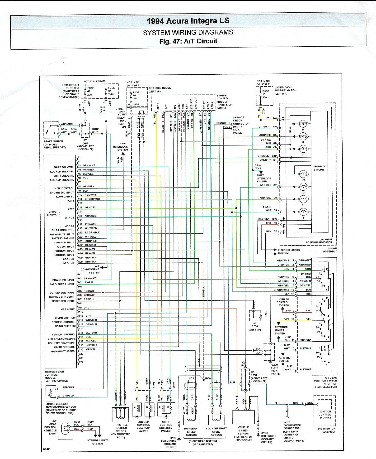 Honda Wiring Diagram In 2021 Wiring Diagram Diagram Engine Diagram