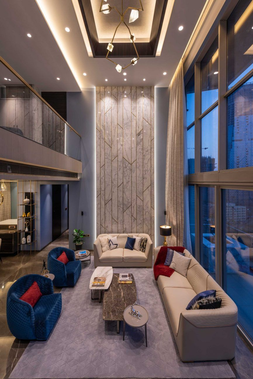 Mumbai: Take a tour of this slick contemporary duplex in ...