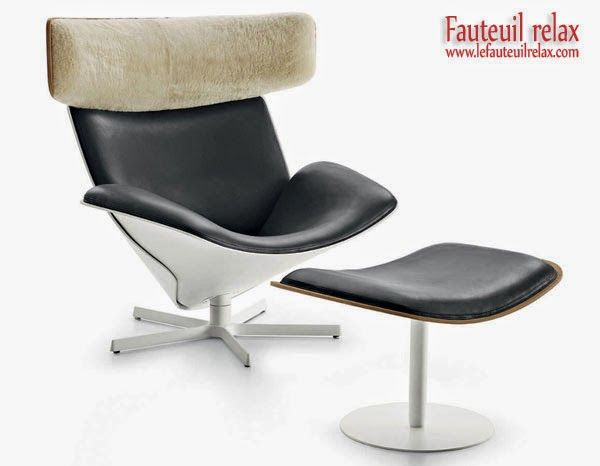 Fauteuil Relax Almora De B B Italia Avec Images Fauteuil Design Fauteuil Relax