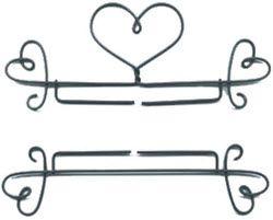 Bell Pull Hearts | ideas miscellaneous | Pinterest | Quilt hangers : wire quilt hangers - Adamdwight.com