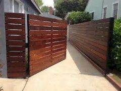 Garden Fencing Ideas037 -   23 short garden fence ideas