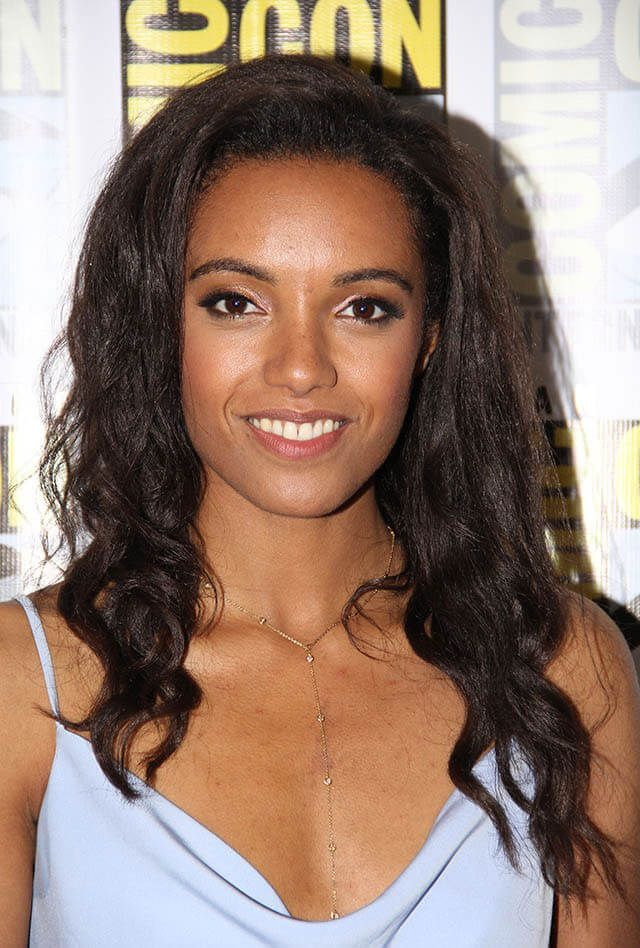 Maisie Richardson-Sellers Exit