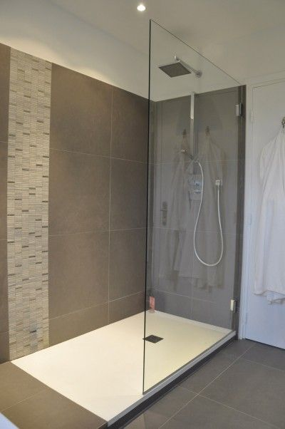 Douche italienne pinteres for Photo douche italienne