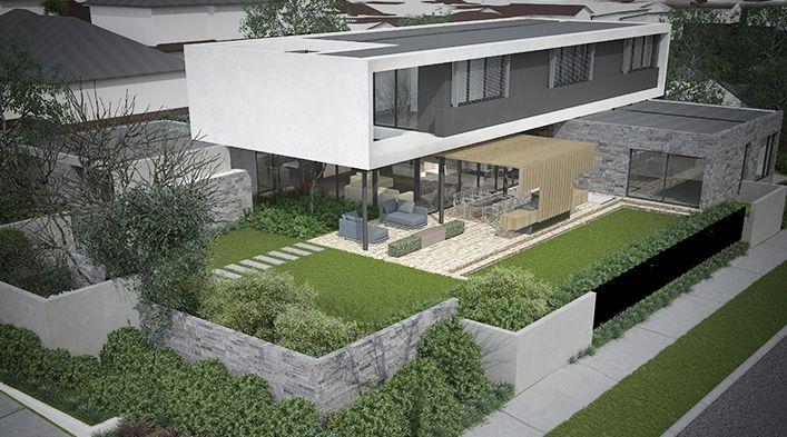 JAM Architects - Noble Street Residence