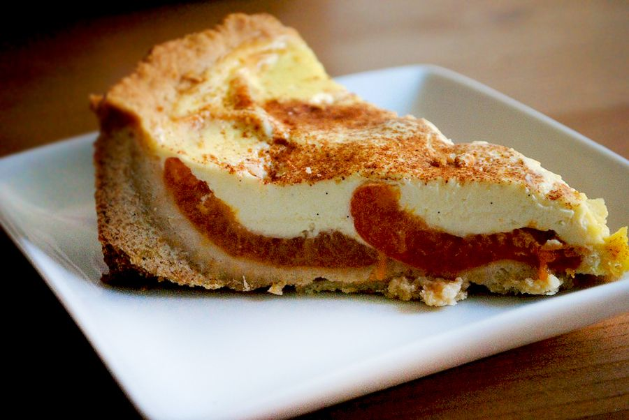 The Sweet World of Kuchen: Mummy's Sour Cream Kuchen ...
