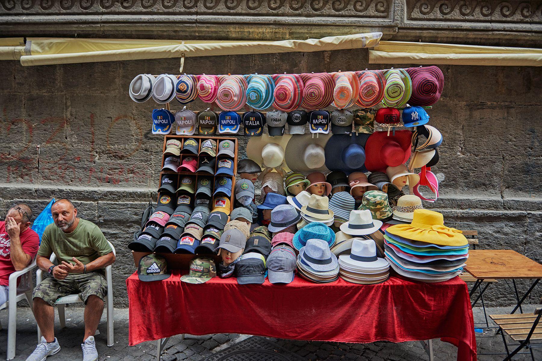 La sombrerería