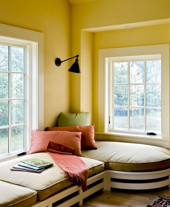 comfy window seat